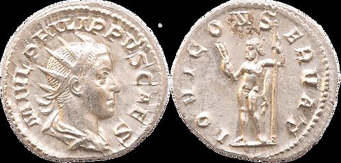 FILIPO II. Antoniniano. EBC+/SC-. RIC 213
