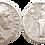 Thumbnail: ANTONINO PIO. Denario. MBC+. RIC 155 (Tipo 2)