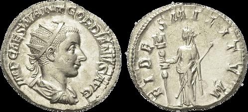 GORDIANO III. Antoniniano. SC/SC-. RIC 1