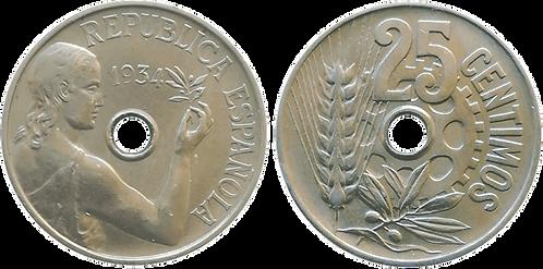 25 CTS. 1934. EBC-