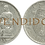 Thumbnail: 1 PESETA. 1933 (*3,*4). EBC. Rvso. girado 20º