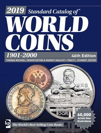 Catálogo Krause World Coins 1901-2000. 46th Edition.