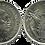 Thumbnail: 25 PESETAS, 1957 (*74). SC