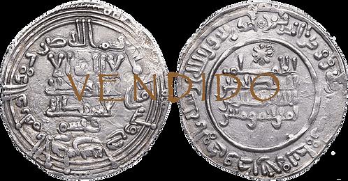 ABDERRAHMAN III. DIRHAM. 331 H. EBC-