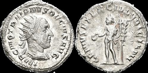 TRAJANO DECIO. Antoniniano. EBC-. RIC 16c