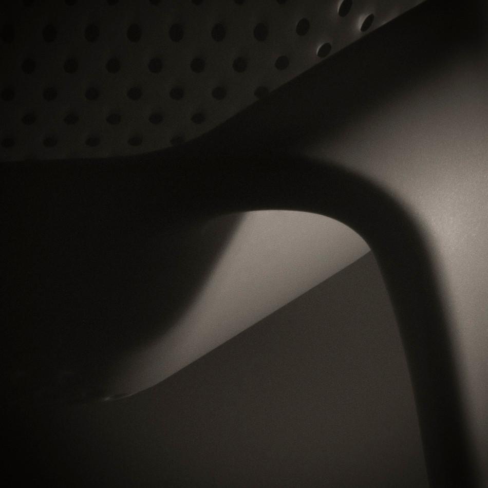 colander strainer sieb sensous sinnlich kitchen küche schwarz-weiss black&white
