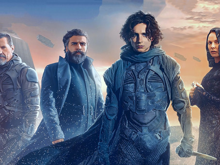 Frank Herbert's DUNE Gets Fresh New Film - And It Looks Breathtaking!