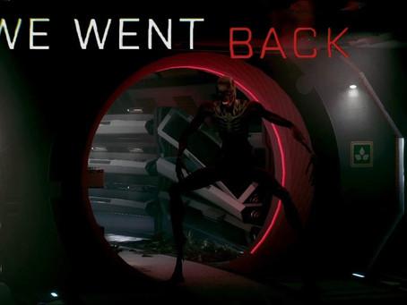 We Went Back (2020)