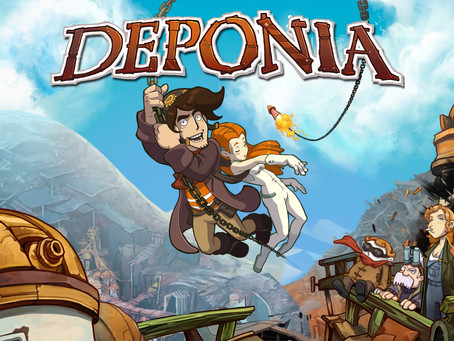 Deponia (2012) Game Review