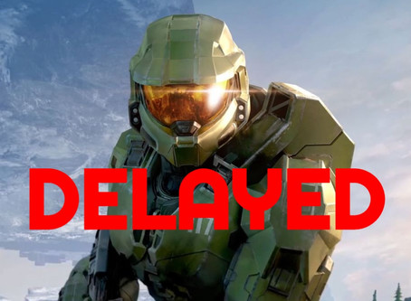 Halo Infinite - DELAYED