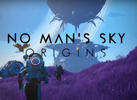 No Man's Sky's ORIGINS Patch Is HERE!