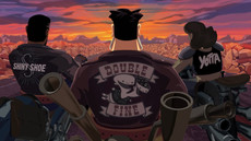 FULL THROTTLE Remastered (2017) Game Review