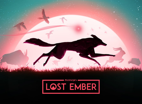 Lost Ember - OUT NOW on Switch