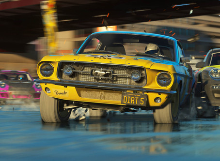 DIRT 5, Delayed AGAIN!
