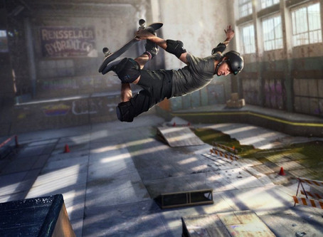 Tony Hawk's Pro Skater 1 + 2 Remastered OUT NOW!
