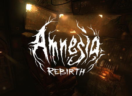Frictional Games Reveal Amnesia: Rebirth Gameplay!