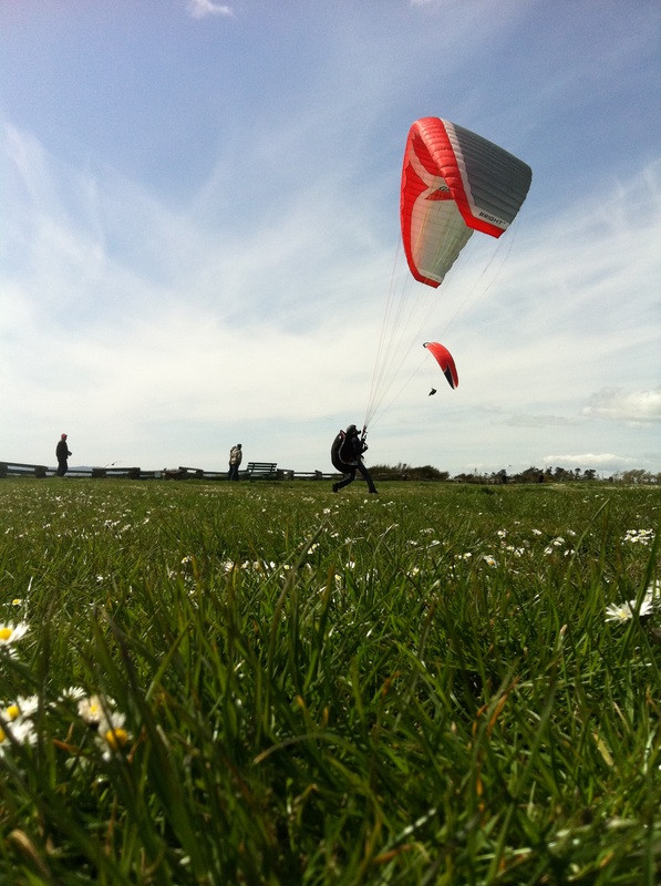 Never Stop Kiting