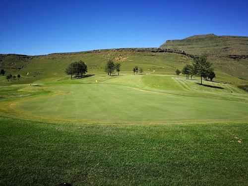 Drakensberg Gardens Golf Club Summer 1