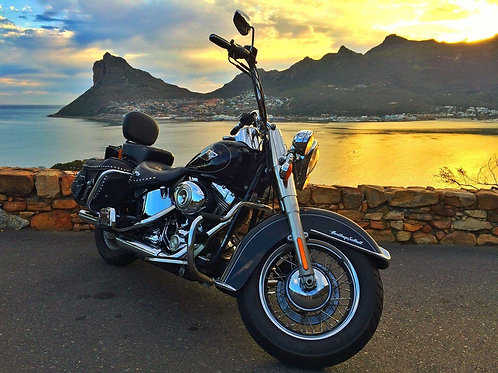 Harley Rentals and Tours