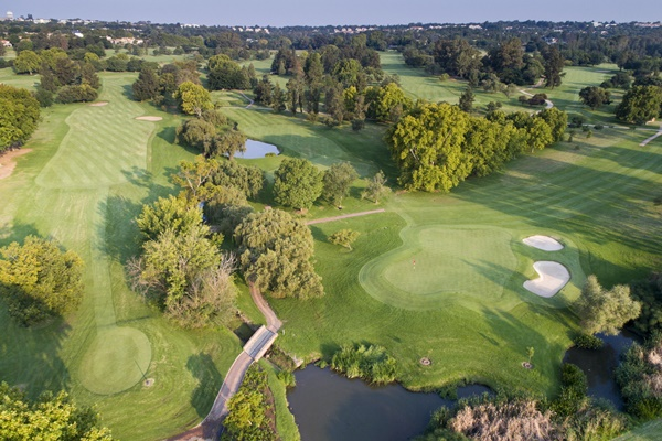 The Bryanston Golf Club 9