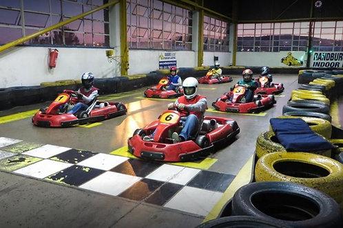 Karting at Randburg Raceway