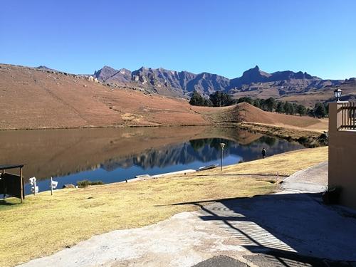 Drakensberg Gardens Golf Club Winter 2