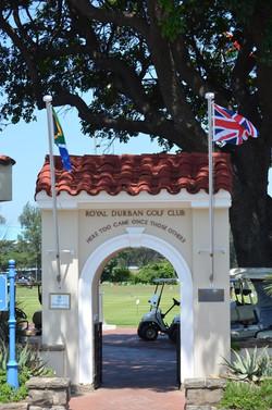 Royal Durban Golf Club 7