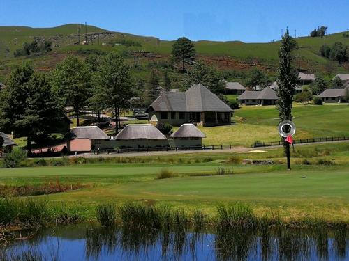 Drakensberg Gardens Golf Club Summer 9