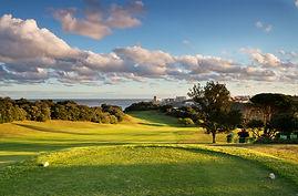 East London Golf Club 12th ladies tee.jp