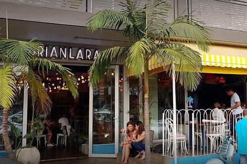Brian Lara Cocktail Bar & Restaurant