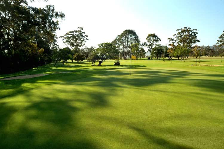 Knysna Golf Club Hole 15