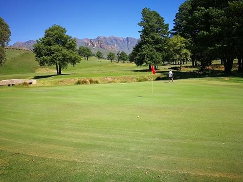 Drakensberg Gardens Golf Club Summer 6