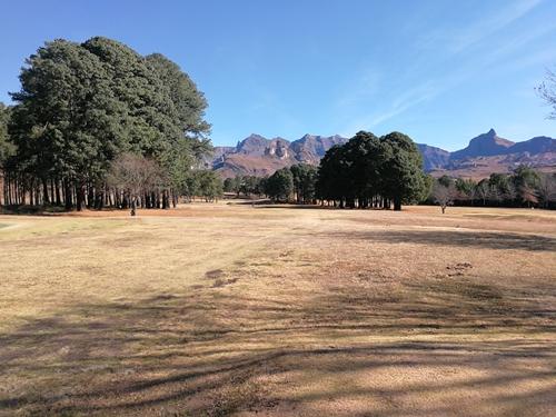Drakensberg Gardens Golf Club Winter 5