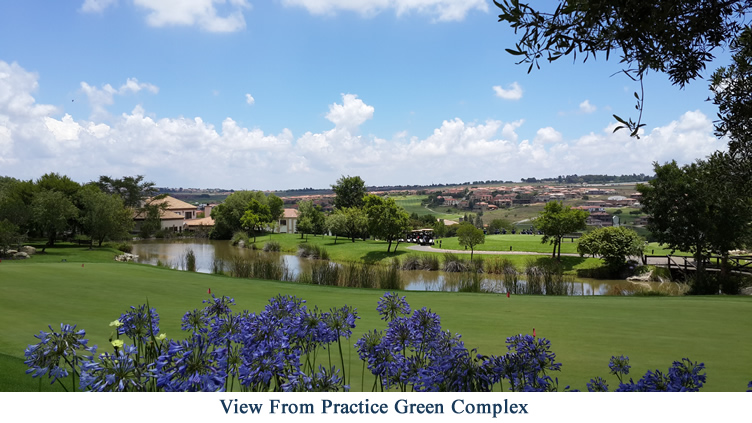 Blue Valley Golf & Country Estate 9
