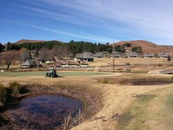 Drakensberg Gardens Golf Club Winter 7