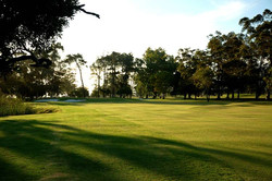 Knysna Golf Club Hole 1a