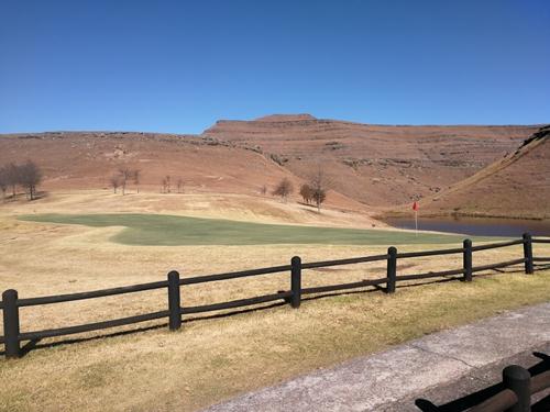 Drakensberg Gardens Golf Club Winter 1