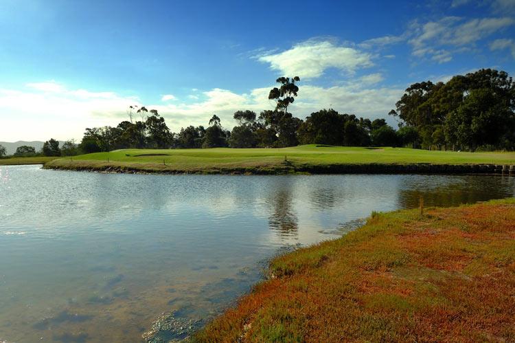Knysna Golf Club Hole 11