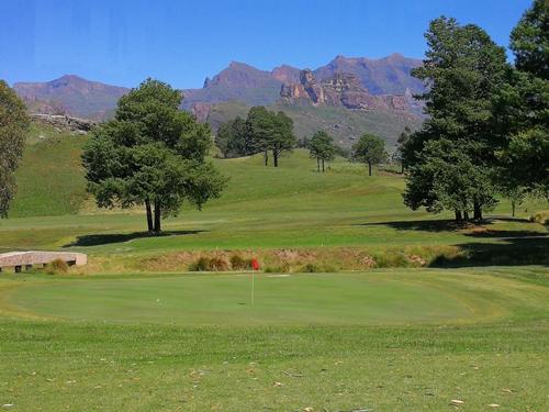 Drakensberg Gardens Golf Club Summer 7