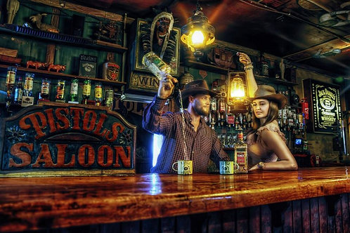 Pistols Saloon and Wild West Museum