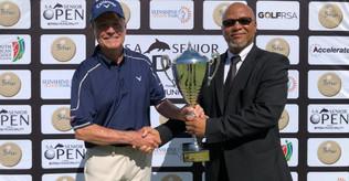 SA Senior Open: Plettenberg Bay Country Club