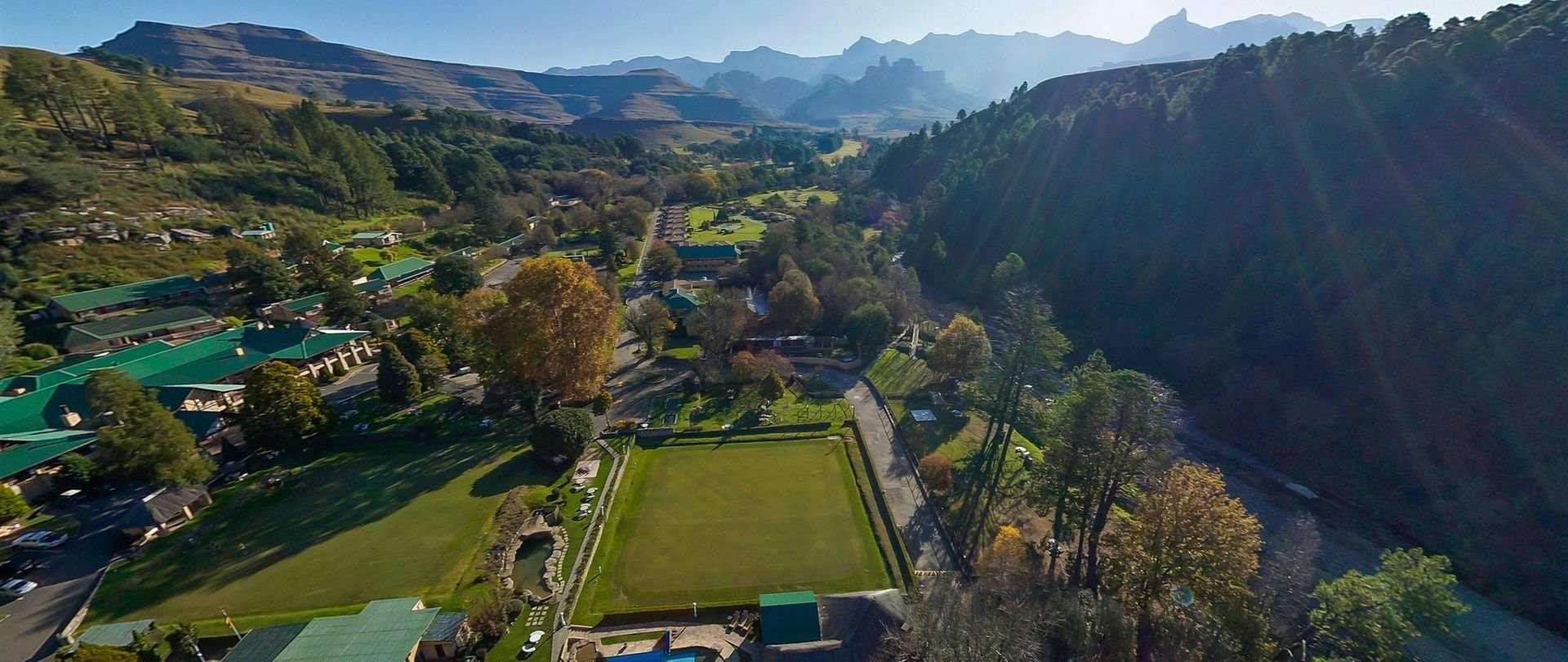 Drakensberg Gardens 02