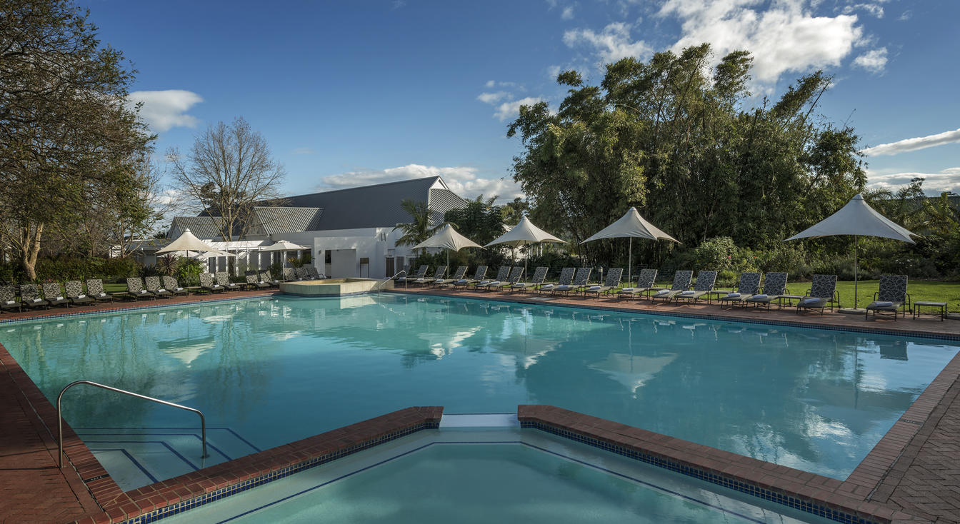 Fancourt Leisure Centre - Outdoor Pool