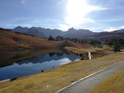 Drakensberg Gardens Golf Club Winter 10.