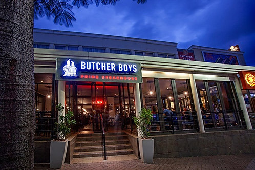 Butcher Boys Prime Steakhouse