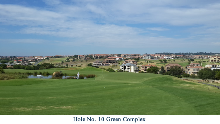 Blue Valley Golf & Country Estate 11