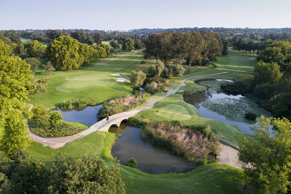 The Bryanston Golf Club 8