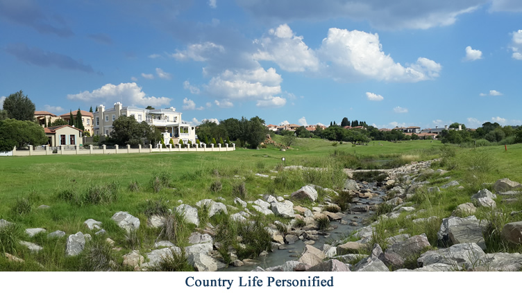 Blue Valley Golf & Country Estate 6