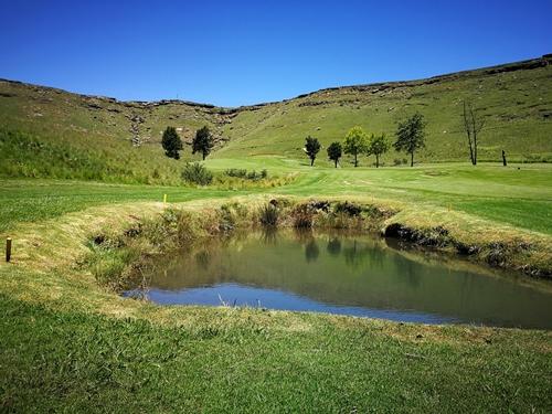 Drakensberg Gardens Golf Club Summer 11.