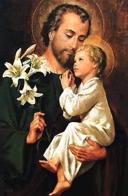 San José niño Jesús